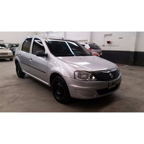 Renault Logan Pack 2 Oportunidad Impecable! Liquido (ga)