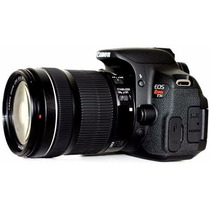 Canon T5i 18-135 Stock Y Garantía Efectivo