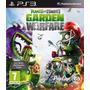 Plants Vs Zombies Garden Warfare Ps3 Nuevo Fisico Sellado