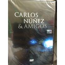 Carlos Nuñez & Amigos - Dvd + Cd De Regalo!!!