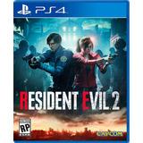Resident Evil 2 Ps4 Digital 1° 20% Off Primario | 2019 Stock