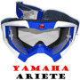 Antiparra Ariete Blue Edition Yamaha Enduro Cross Fas Motos