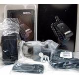 Nextel I576 Gris Black Y Caja Rugged Phone Films En Vidrios