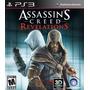 Ps3 Assassins Creed Revelations 3d + Assassins 1 Banfield