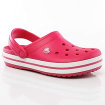 Suecos Crocband Raspeberry Crocs Sport 78 Tienda Oficial