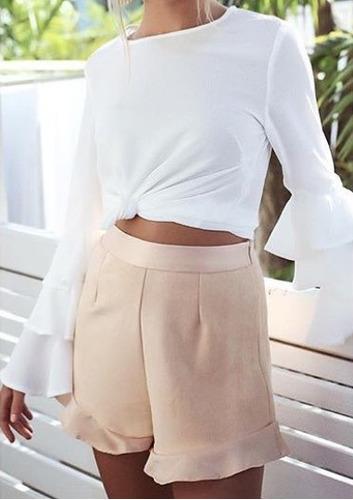 Blusas para mujer Limonni LI270 Casuales