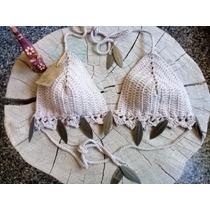 Bikini Crochet  (corpiño)