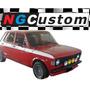 Spoiler Fiat 128 Standard Delantero