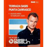 Entrada Dash Berlin - 14-02 Punta Carrasco - Ticketspass