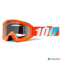 Antiparra 100% Motocross Strata Junior M/orange 100% Oficial