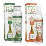 Eco Hair Shampoo 200ml + Locion X 125ml Anticaida Openfarma