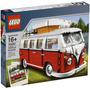Lego Creator Camioneta Volkswagen T1 Camper Van Original