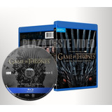 Juego De Tronos - Game Of Thrones - Temporada 8  Bluray