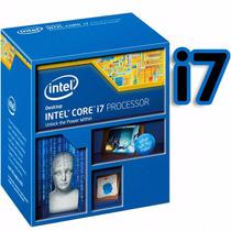 Micro Procesador Intel Core I7 4790 4.0 Haswell - 12 Cuotas