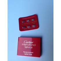 Repuesto De Piedra Para Encendedor Cartier. 12 Unidades