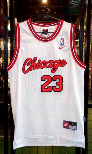 Camiseta Nba Chicago Bulls Michael Jordan  23 Nike Talle S. e5ebe69e8a0