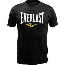 Remeras Tipo Everlast Boxing Boxeo Entrenamiento Algodon