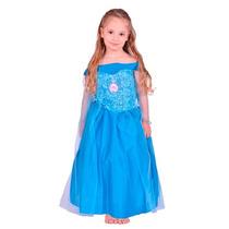 Disfraz Frozen Elsa Original New Toys
