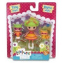 Lalaloopsy Mini Muñeca Tiny Might Dyna Might Original Wabro