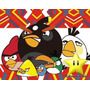 Kit Imprimible Candy Bar Golosinas De Angry Birds Unico