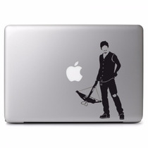 Calco Macbook / Notebook (the Walking Dead, Pokemon, Banksy)