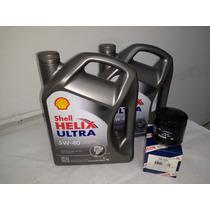 Cambio Aceite Motor Sintético/ Filtro Aceite Hilux 2,5/3,0