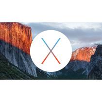 Osx El Capitan 10.11 Para Reparar, Actualizar, Desactualizar