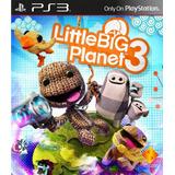 Little Big Planet 3 Ps3 | Español Digital Chokobo