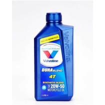 Aceite Semi Sintetico Valvoline Durablend 4 Tiempos 20w-50