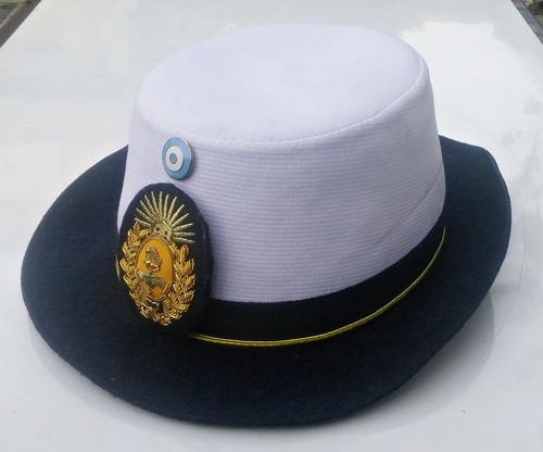 detalles para servicio duradero elige mejor Gorra De Gala Ejercito Argentino Personal Femenino Sombrero ...