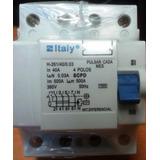 Disyuntor Diferencial 4x40 Amp