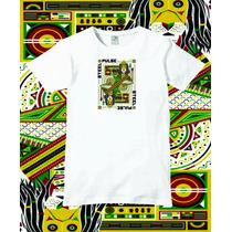 Reptilia Remeras Reggae Steel Pulse (código 01)