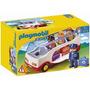 Playmobil Autobus Con 4 Playmobil Valsof Congreso Olivos