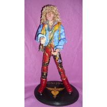 Bon Jovi Estatuilla En Porcelana Fría
