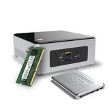 Mini Pc Nuc Intel I3 7°7100 Ssd 120gb Ddr4 8gb Wifi Usb M1