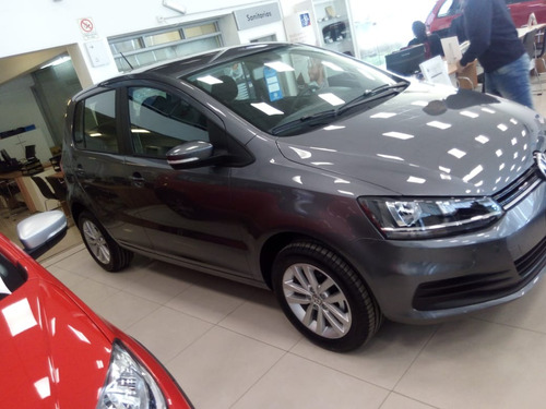 Volkswagen Fox 1.6 Connect Anticipo Y Cuotas #a3