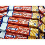 Turron Misky X 50u - Oferta En Sweet Market