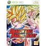 Dragon Ball Raging Blast Xbox Ntsc Nuevo Sellado