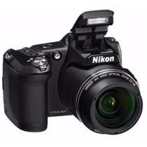Nikon Coolpix L840, 16mp, Wifi, Full Hd, Lcd, Zoom 38x