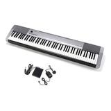 Piano Digital Electrico Casio Cdp-130 Bk  Usb 88 Cdp 130 Sr