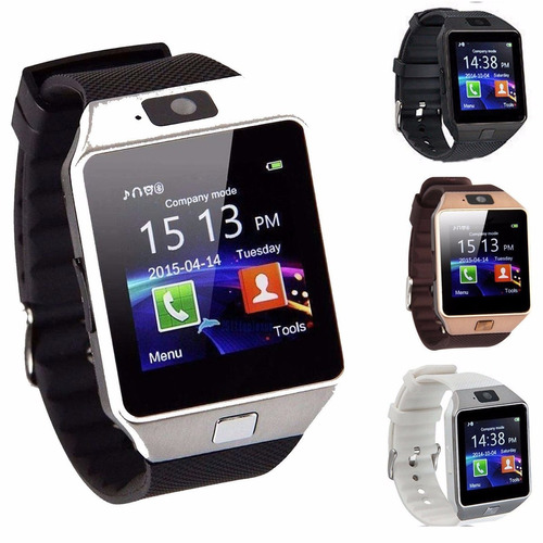 Smart Watch Dz09 Reloj Inteligente Android Bluetooth Mod2019