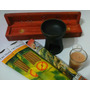Kit Aromatizador, Sahumerios +hornitos+ Caja Portasahumerios