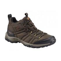 Zapatillas Tipo Bota Columbia Impermeable Montaña Trekking