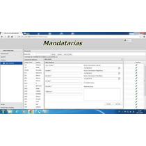 Software Para Control De Mandatarias Y Flotas De Taxis
