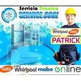 Heladeras Service Carga De Gas Aire Acond Patrick Gafa Mabe