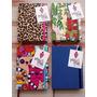 Cuadernos Artesanales Grandes 15x21/telas Lisas Y Estampadas
