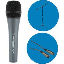 Micrófono Sennheiser E835 + Pie Samson Bl3 + Cable Envios!