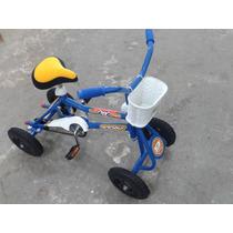 Cuatriciclo A Pedal ! !!antivuelco !! Exelente Para Chicos