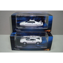 Lotus Esprit Street Y Submarino J Bond Film- Minichamps 1/43