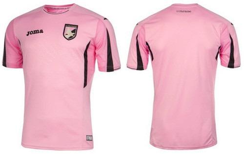 9377f77eb2 Camiseta Palermo De Italia Titular Y Suplente 2016 Original.   550